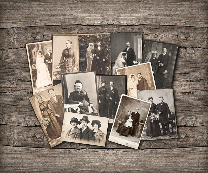 Pictures of our Ancestors. While lying in the chair at the dentist's office, staring up at the bright lights while your dentist checks your teeth, have you ever thought about what our ancestors did before dentistry? How did they deal with shifting teeth and snoring? It must have been a painful existence, right?